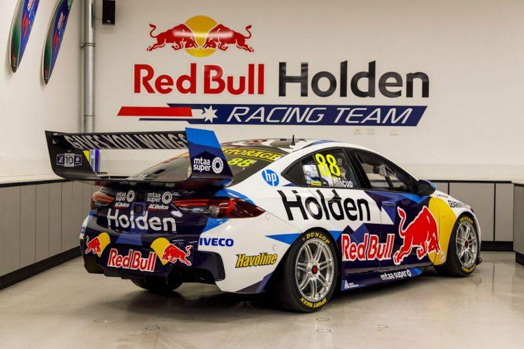 海外レース他 | GM、2021年限りで『ホールデン』ブランドの廃止を電撃決定。VASC新規定に影響か