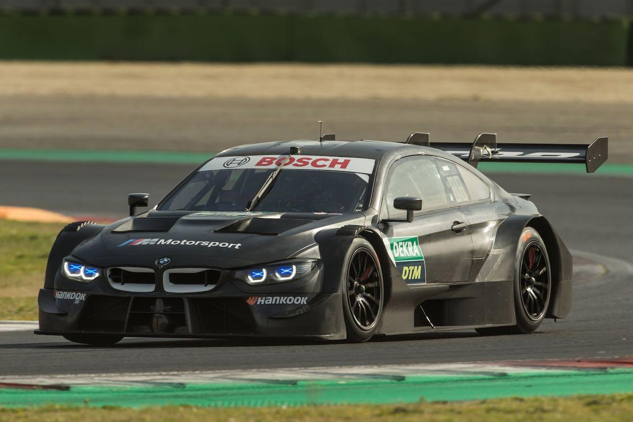 DTM:BMW、アウディ両陣営がバレルンガに集結。2020年仕様マシンを初テスト