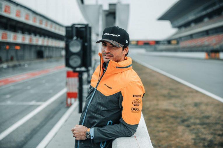 F1   サインツとマクラーレンF1、新契約についての交渉をスタート