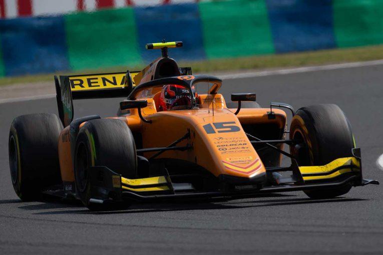 海外レース他 | FIA-F2:ウイリアムズF1のリザーブ務めるジャック・エイトケンがカンポスから継続参戦