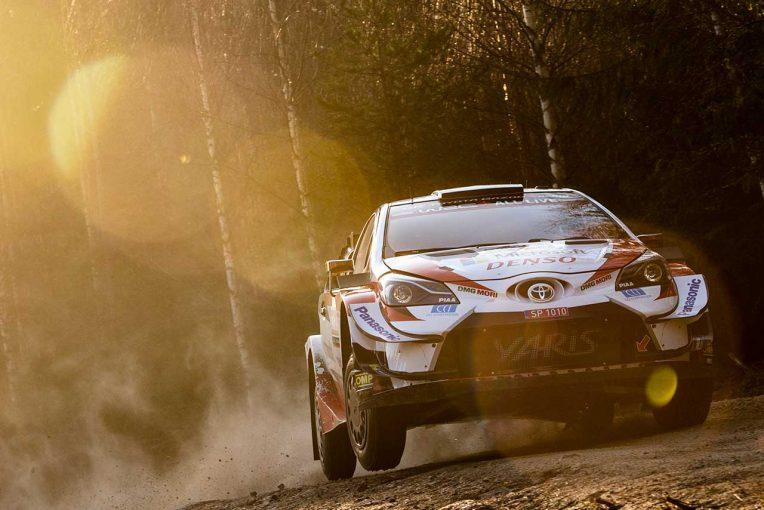ラリー/WRC | 【ポイントランキング】2020WRC第2戦スウェーデン終了時点