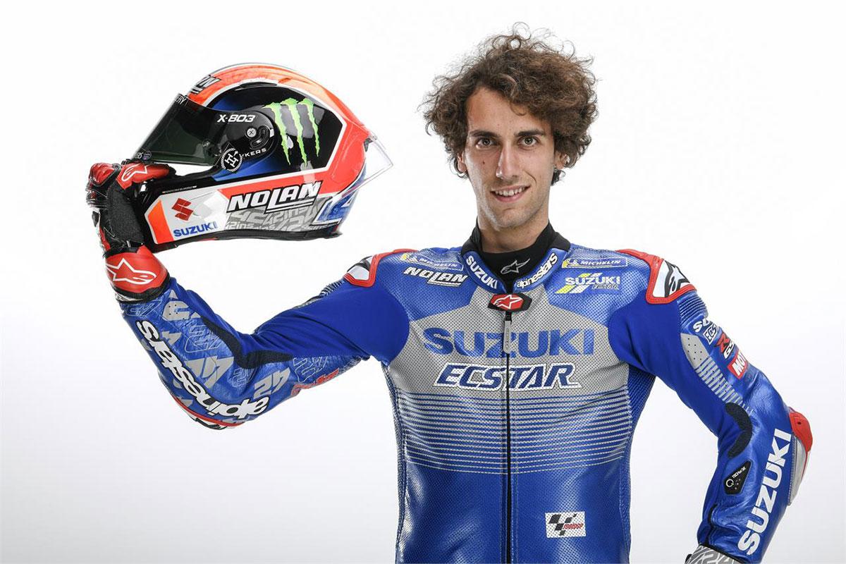 MotoGP | アレックス・リンス(チーム・スズキ・エクスター) 2020年