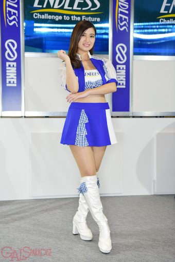 レースクイーン   矢沢麻以(エンドレスアドバンス)