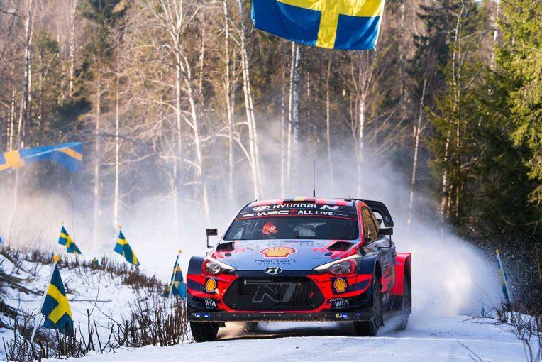 ラリー/WRC | WRC:ヒュンダイ、第3戦メキシコの布陣を明らかに。第2戦スウェーデンの結果には「満足できない」