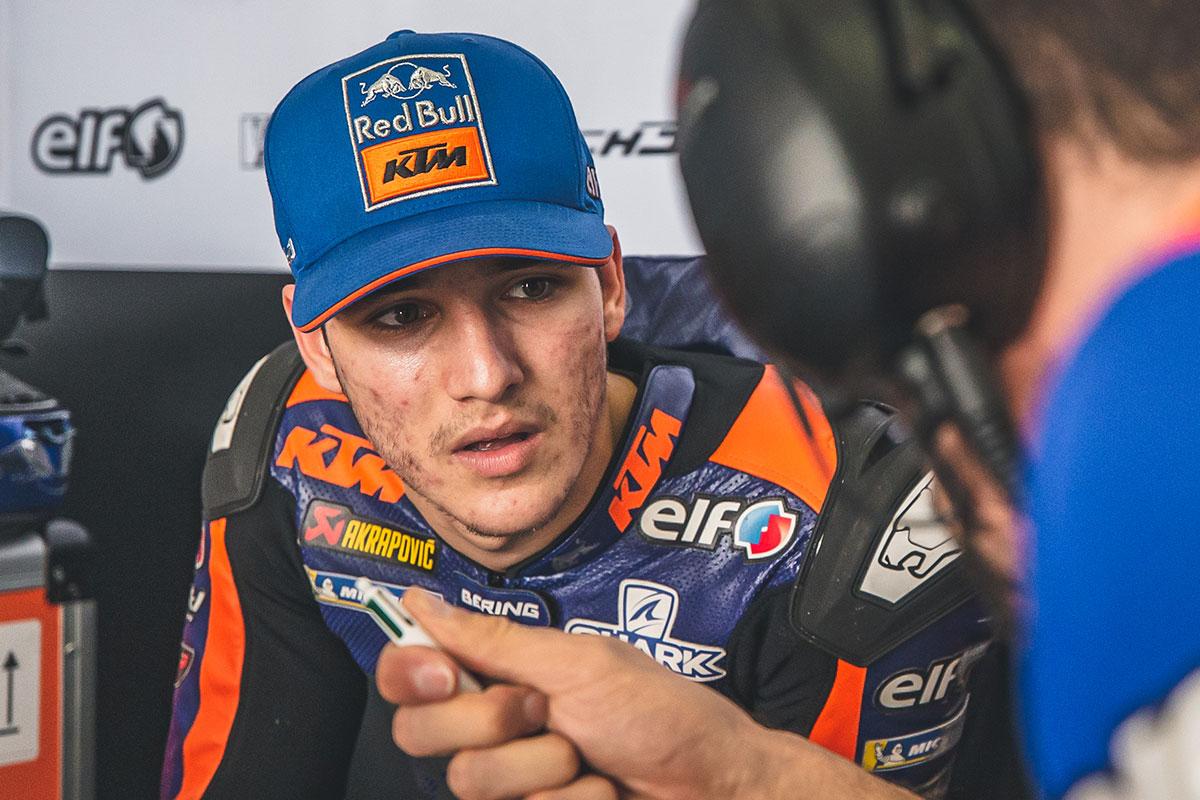 MotoGP | イケル・レクオーナ(レッドブルKTMテック3) 2020年