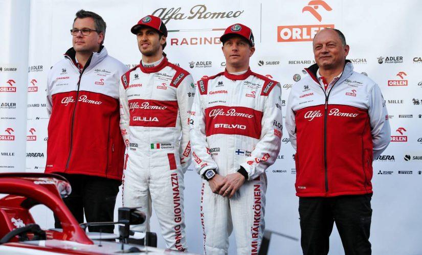 F1 | ザウバー創立50周年を迎えた2020年。アルファロメオF1「前進して、中団トップを争えるように」