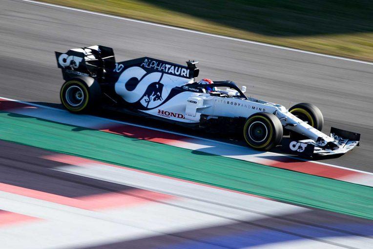 F1 | 新生アルファタウリ、ホンダのパワーユニットで3年目のF1へ。トスト代表はさらなる前進を誓う