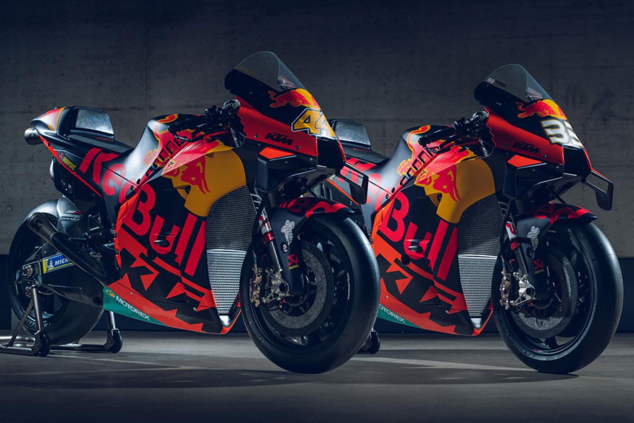 MotoGP   レッドブルKTMファクトリー・レーシング 2020年