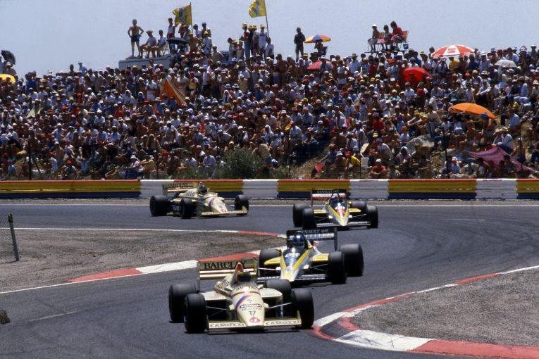 F1   F1フランスGP、サーキットの50周年とF1の70周年を記念した「リバイバルイベント」を開催。大規模なマシン展示を予定