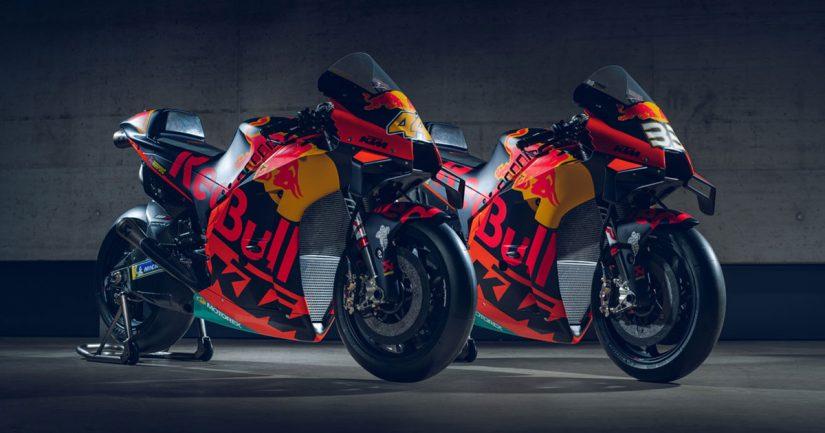 MotoGP | 【ギャラリー】MotoGP:KTMの2020年型マシン『RC16』