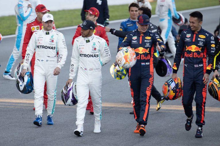 F1 | 新型コロナの影響でドライバーの報酬も大幅カットに? 元F1最高責任者のエクレストンが予想