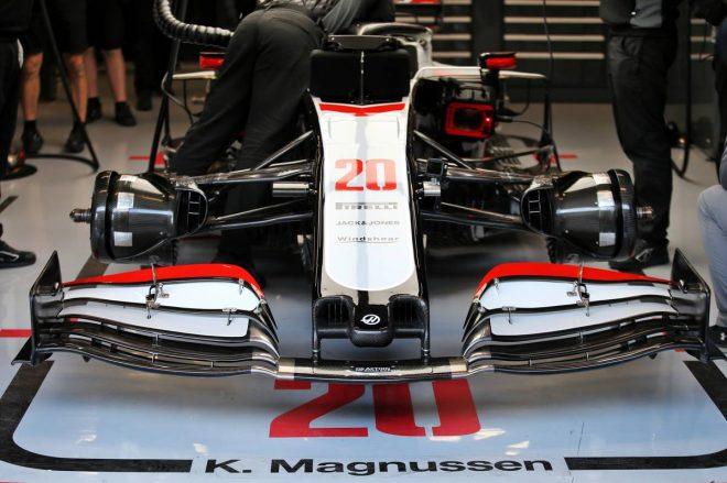 2020年F1第1回バルセロナテスト1日目:ケビン・マグヌッセン(ハース)