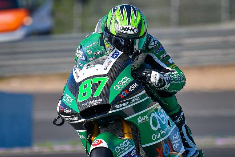 MotoGP | レミー・ガードナーが総合トップ、長島哲太は6番手【タイム結果】MotoGPへレス公式テスト1日目:Moto2クラス