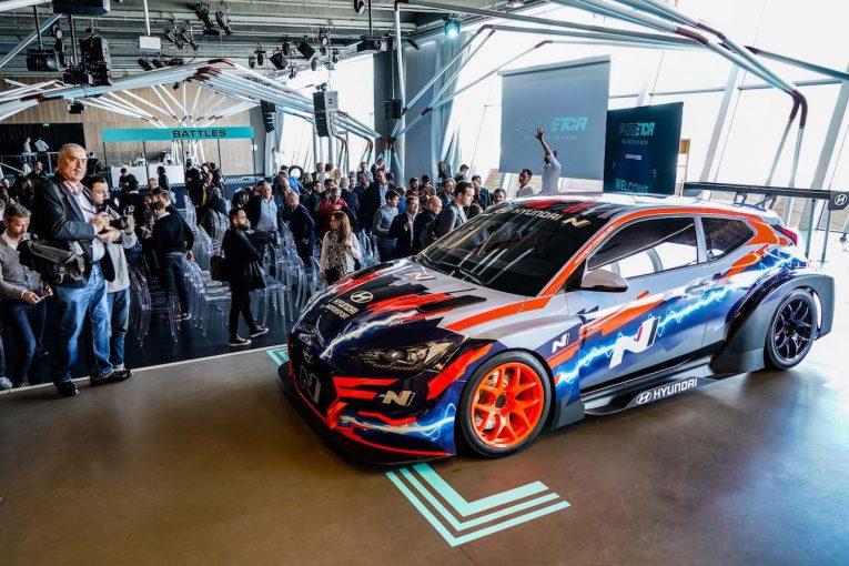 海外レース他 | 電動TCRによる選手権『ピュアETCR』が始動。独自フォーマット採用で2020年にプレシーズン開幕