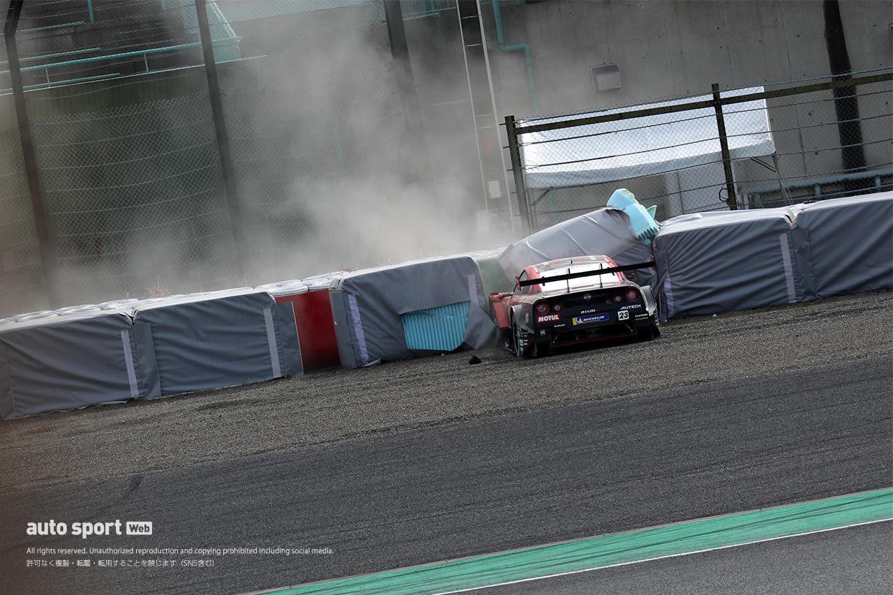 スーパーGT:鈴鹿でメーカーテストがスタート。新車・ニューカラーリングも続々登場