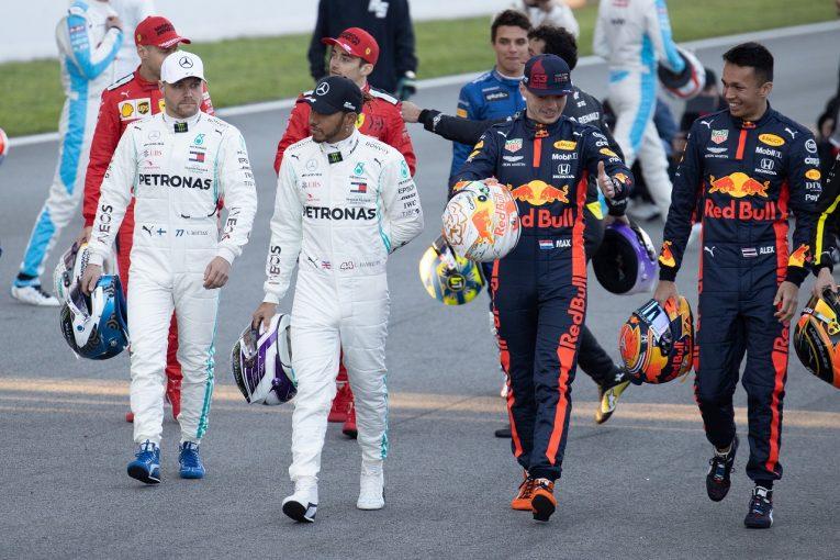 F1 | メルセデスF1が理想的なスタートも、代表は2020年のレッドブル・ホンダを警戒