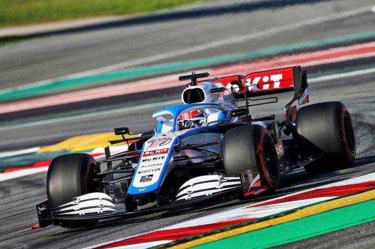 F1 | ウイリアムズF1、ラッセル&ラティフィが『FW43』に好感触「1周目から自信を持つことができた」