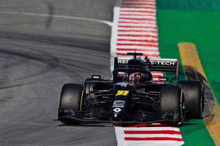 F1 | ルノーでF1レギュラー復帰のオコン、2020年マシンに驚き「全レコードタイムが塗り替えられるかも」