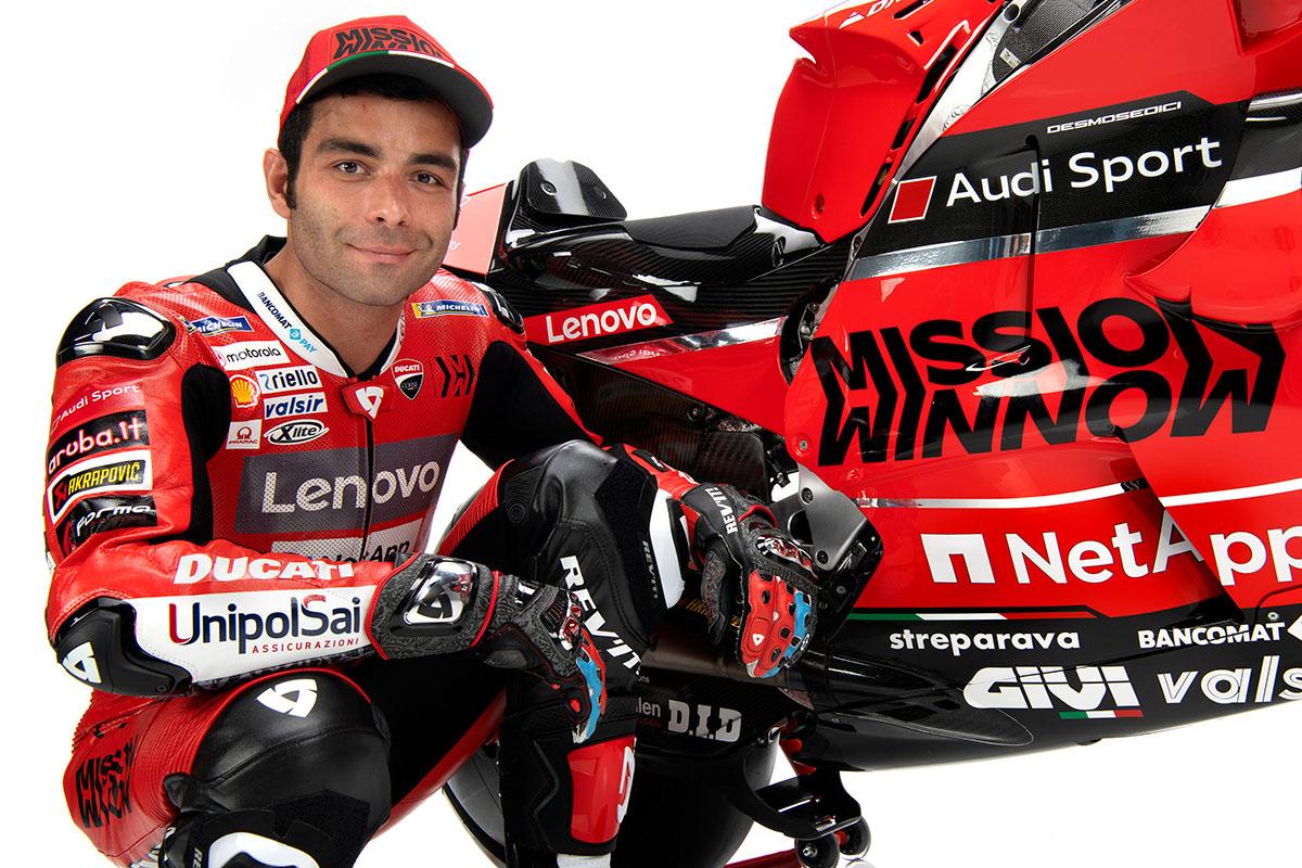 MotoGP | ダニロ・ペトルッチ 2020年