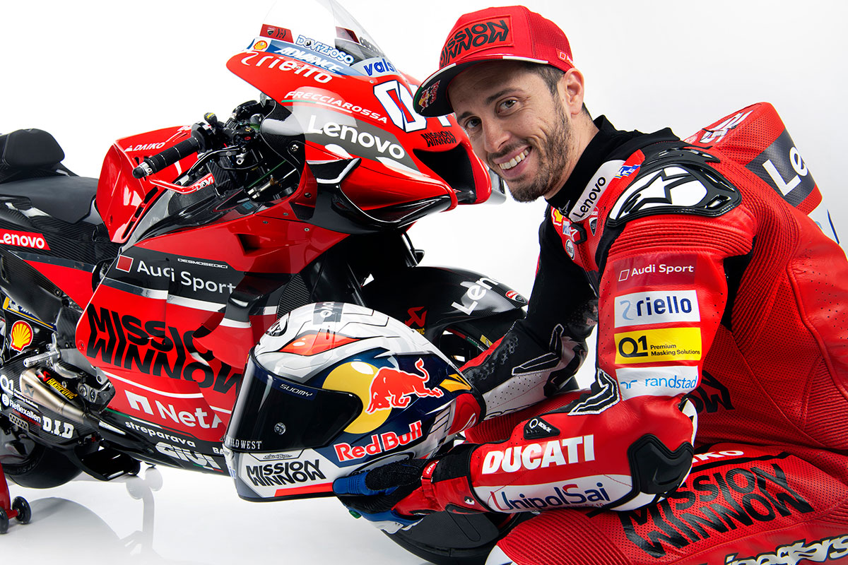 MotoGP | アンドレア・ドヴィツィオーゾ 2020年