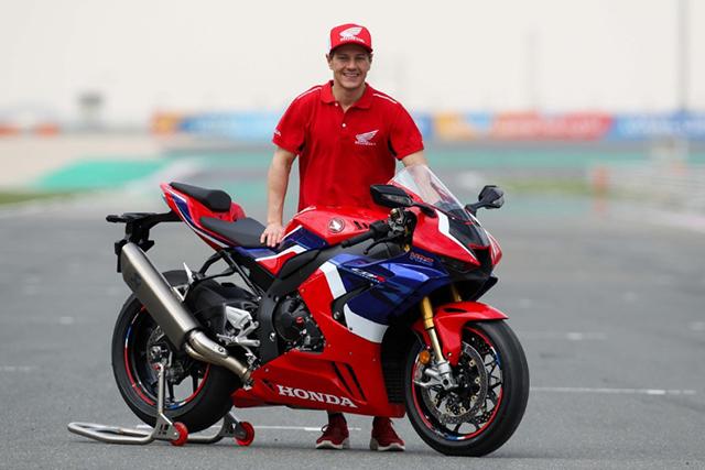 MotoGP | SBK:エガーターがTEAM HRCのテストライダーに就任し新型CBRをテスト。鈴鹿8耐の参戦も明言