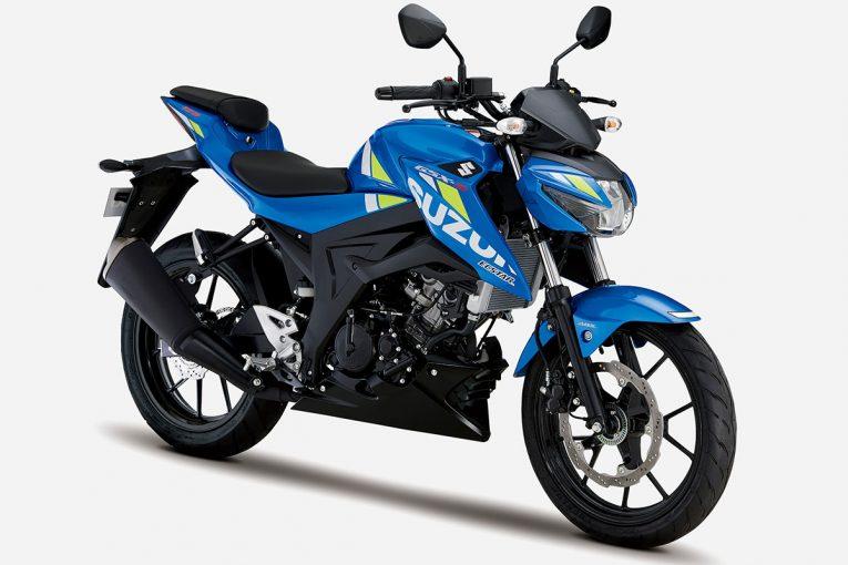 MotoGP   スズキ、125ccのスポーツバイク『GSX-S125 ABS』と『GSX-R125 ABS』をマイナーチェンジ