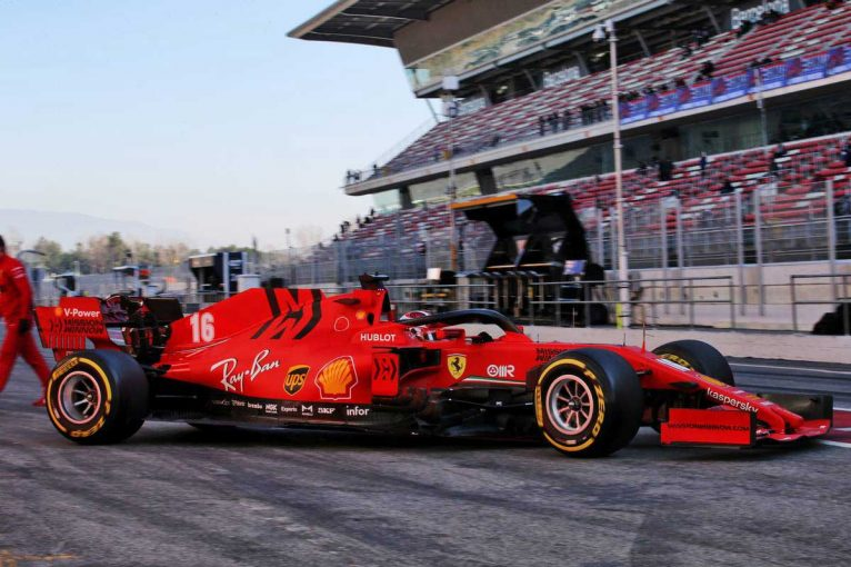 F1 | 『ハイ・レーキ』採用のフェラーリSF1000、車体&PUに課題あり。大幅改善も必要か/全チーム戦力分析(3)