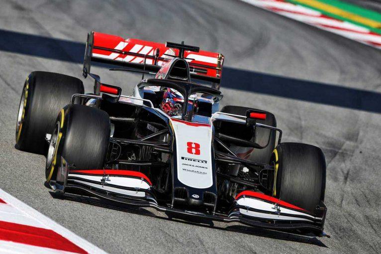 F1   【津川哲夫のF1新車初見チェック】フェラーリ製パーツを採用しながらもは独自性あるハースVF20。好不調の波を抑えられるか