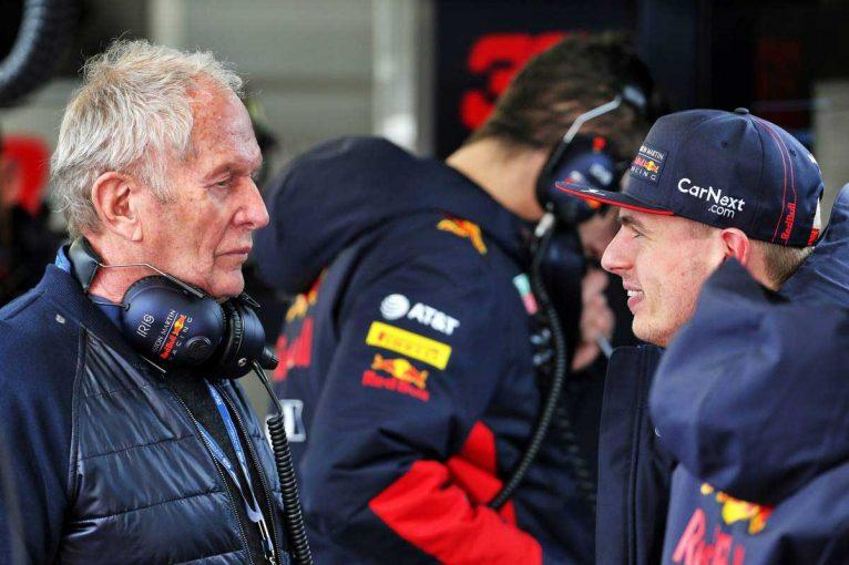 F1 | 【レッドブル密着】フェルスタッペンだけ2度のスピン。気になるRB16の空力バランス/第1回F1バルセロナテスト初日