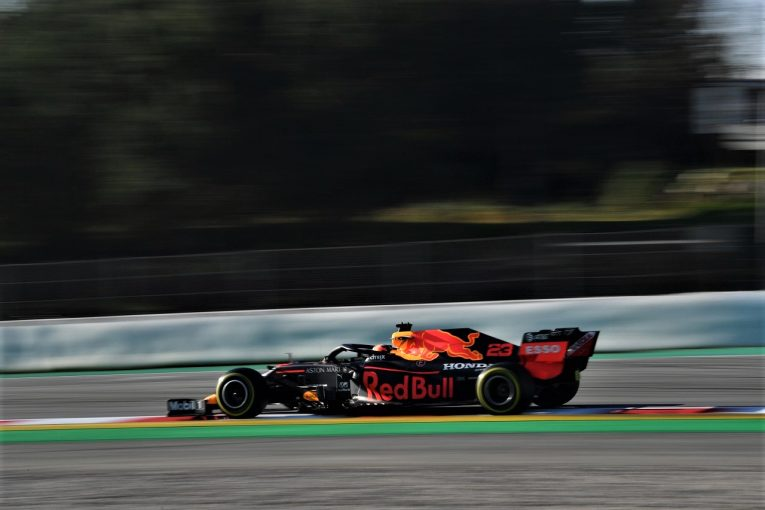 F1   【第1回F1バルセロナテスト2日目・タイム結果】ライコネンが最速。ホンダ勢はハード寄りのC2タイヤで4&5番手
