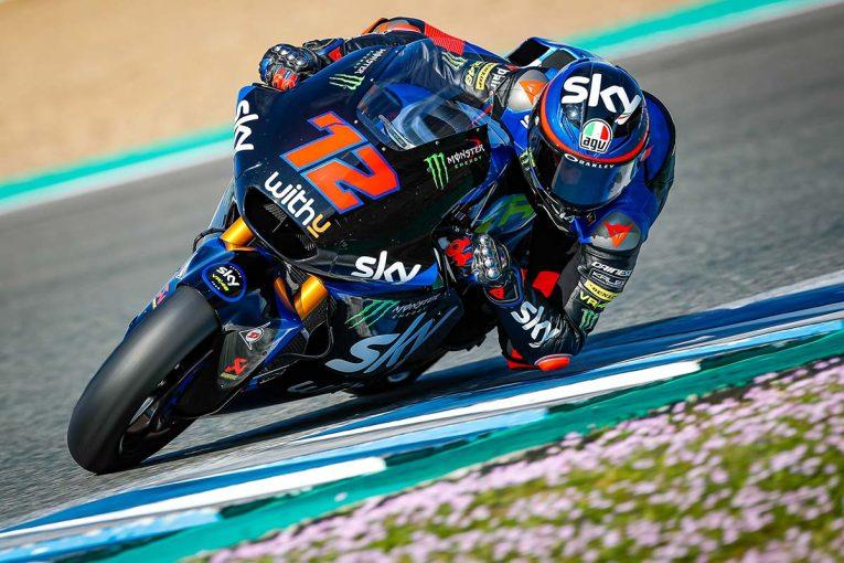 MotoGP | マルコ・ベゼッチがトップ、長島哲太は7番手【タイム結果】MotoGPへレス公式テスト2日目:Moto2クラス