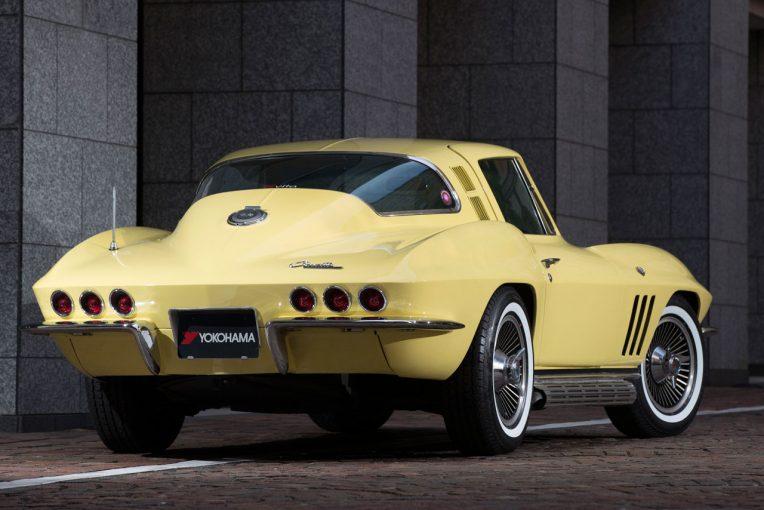 クルマ | 横浜ゴム、ヒストリックカー向けホワイトリボンタイヤ『RADIAL 360 STEEL』を国内投入