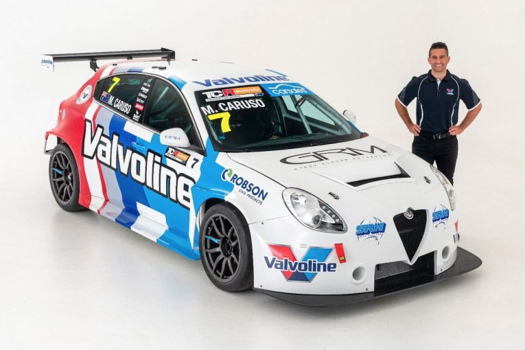 海外レース他   TCRオーストラリア:元ニッサンのカルーソ参戦決定。2020年参戦チームが続々と体制発表