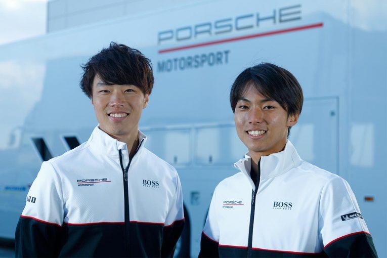 国内レース他 | ポルシェジャパン、2020年のジュニアドライバーに石坂瑞基と大草りきのふたりを選出