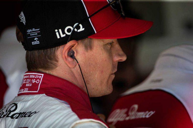F1 | ライコネン、F1テスト2日目をトップで終える。終盤にスピンも「今のところは順調」と手応え