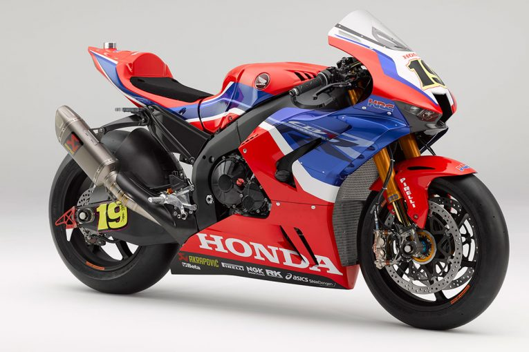 MotoGP | 【ギャラリー】SBK:ホンダCBR1000RR-R FIREBLADE SP