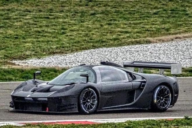 ル・マン/WEC | グリッケンハウス、ニュル投入予定の新型GT3『SCG 004C』をシェイクダウン