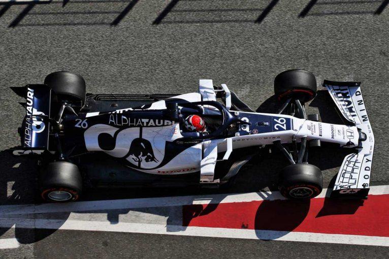 F1 | 【第1回F1バルセロナテスト3日目午前タイム結果】ホンダ勢はクビアト4番手、フェルスタッペン5番手。首位はボッタス