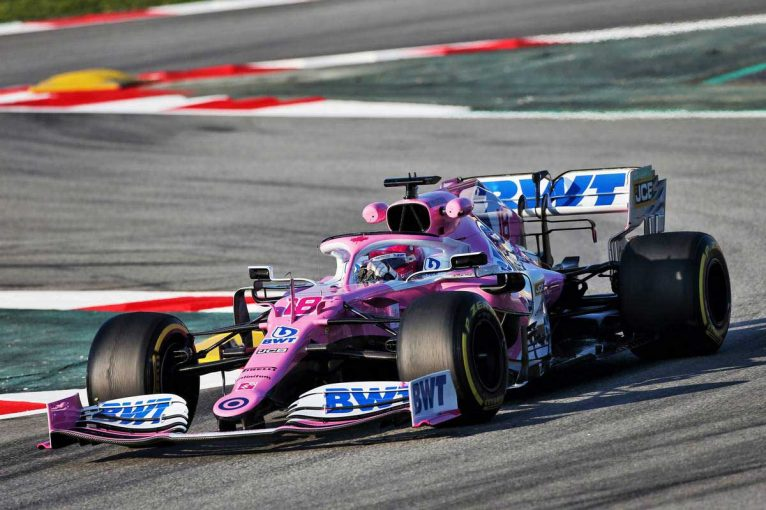 F1   レーシングポイントF1「設計も開発も自分たちで行った。レッドブルをコピーした時と同じ」と合法性を主張
