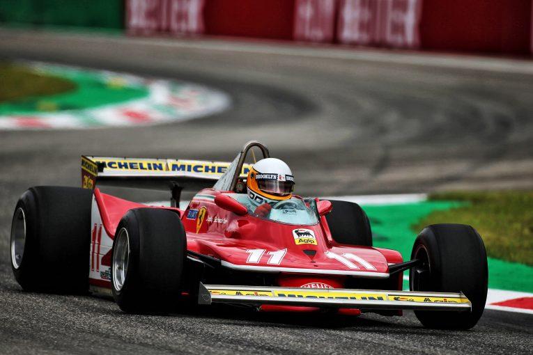 F1 | F1が南アフリカでファンイベントを開催。ジョディ・シェクター登場、レッドブルがデモ走行