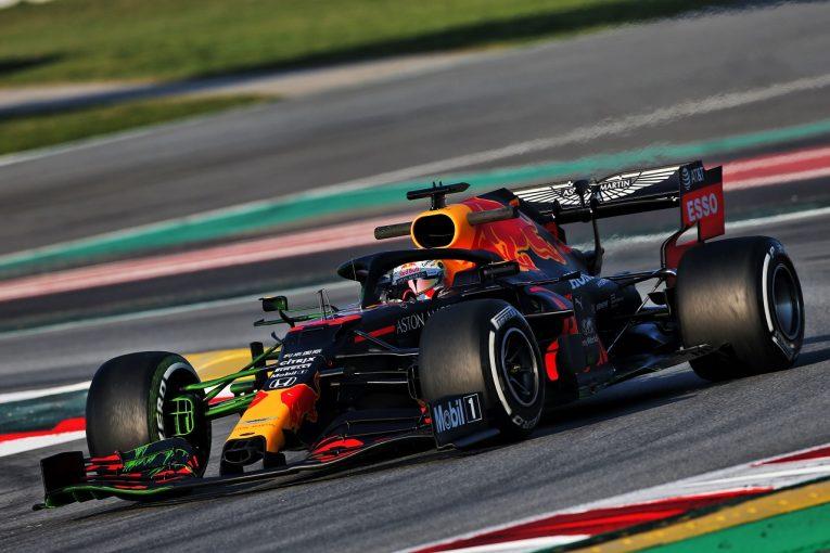 F1 | 【第1回F1バルセロナテスト3日目・タイム結果】メルセデスが1.3秒差の首位。ホンダ勢は4人で290周走り順調にデータ収集