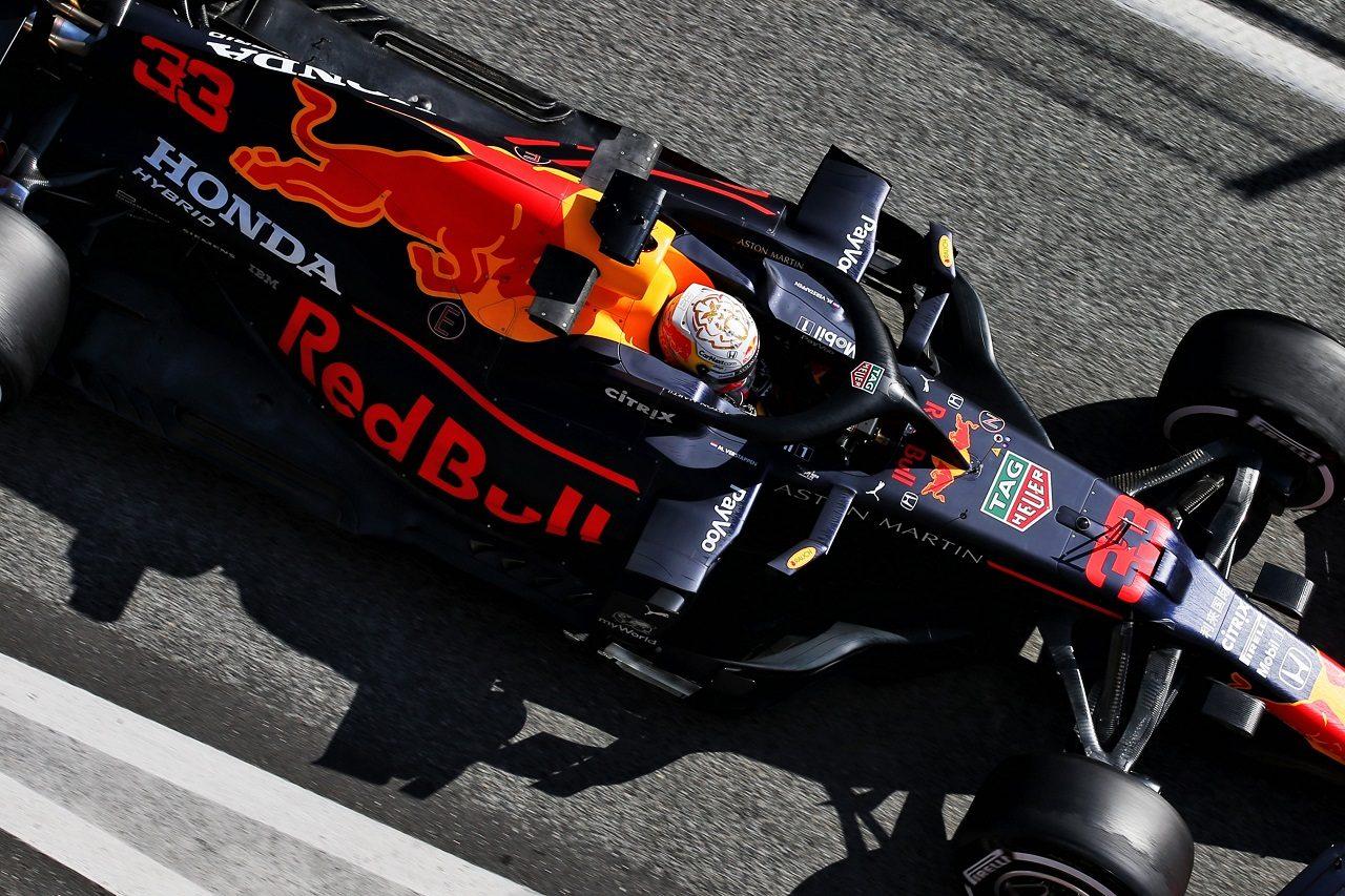 2020年第1回F1プレシーズンテスト3日目:マックス・フェルスタッペン(レッドブル・ホンダ)