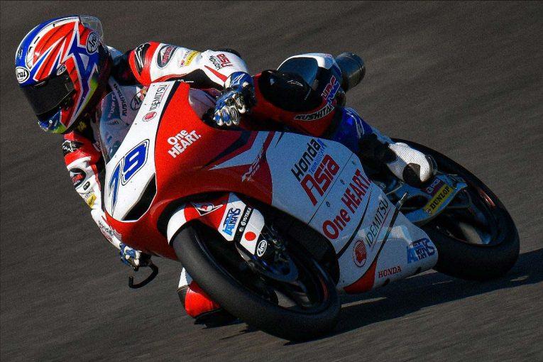 MotoGP | 小椋藍が好走、3日間の総合トップに【タイム結果】MotoGPへレス公式テスト3日目:Moto3クラス