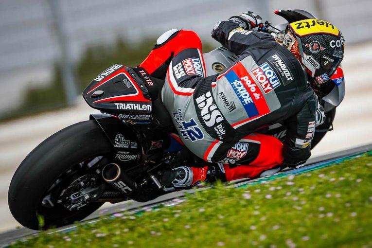 MotoGP | トーマス・ルティが総合トップ、4番手には長島哲太【タイム結果】MotoGPへレス公式テスト3日目:Moto2クラス