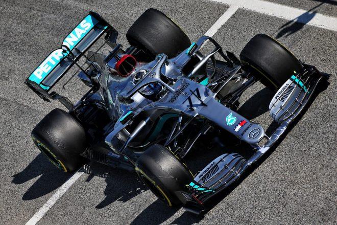 2020年第1回F1プレシーズンテスト3日目:バルテリ・ボッタス(メルセデス)