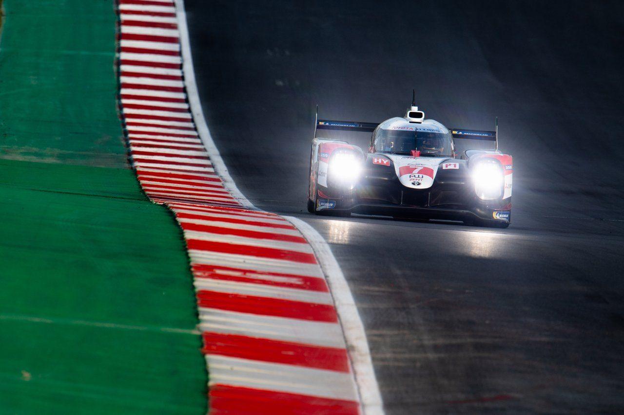 活動終了を発表したレベリオンが3戦連続ポール獲得。トヨタ勢は2、3番手/WECオースティン予選