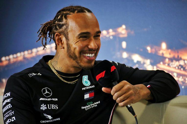 F1   メルセデスF1との契約交渉に臨むハミルトン「5~10年後を見据えて検討」