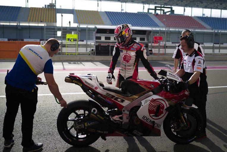 MotoGP | 中上貴晶「だんだん、限界値を探れるようになってきた」/MotoGPカタール公式テスト2日目コメント