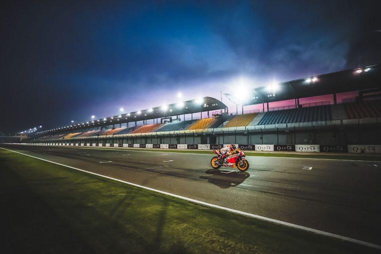 MotoGP   【タイム結果】MotoGPカタール公式テスト3日目