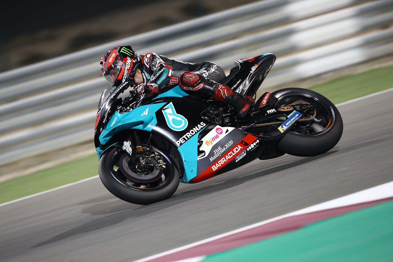MotoGP:開幕前最後のカタール公式テストでビニャーレスがトップ。ホンダ勢はトップ5に食い込めず